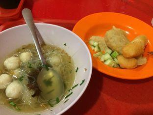Foto 3 - Makanan(Tekwan, Kapal Selam & Lenjer) di Pempek Palembang Gaby oleh Irine