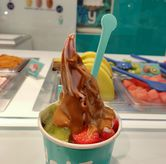 Foto Blueberry Frozen Yoghurt (Medium) di Yole