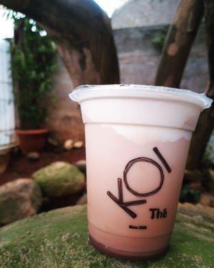 Foto - Makanan(Ovaltine machiatto) di KOI The oleh Gabriel Yudha | IG:gabrielyudha