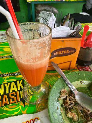 Foto review Warung Nasi Ibu Hj. Imas oleh @diokharisma  3