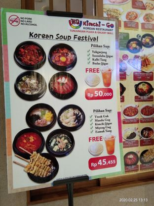 Foto 3 - Menu di Kimchi - Go oleh ninikk wijayanti