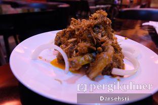 Foto 5 - Makanan(Lamb Kebuli) di Shan'a Arabian Resto oleh Darsehsri Handayani