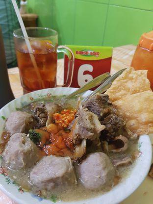 Foto - Makanan di Bakso Solo Samrat oleh Yuli || IG: @franzeskayuli