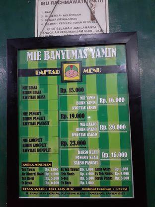 Foto review Mie Banyumas Yamin oleh Reza  Imam Pratama 3