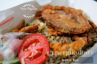 Foto 1 - Makanan(Nasi Goreng Kepiting Soka) di Kepiting Cak Gundul 1992 oleh Irene Stefannie @_irenefanderland