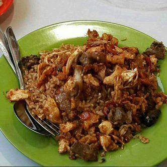 Foto Makanan di Nasi Goreng Gila Buana Mas Maulud