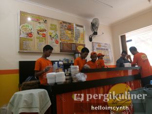 Foto 1 - Interior di Ayam Keprabon Express oleh cynthia lim