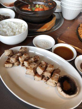 Foto 5 - Makanan(Samgyeopsal) di Samwon Garden oleh Patricia.sari