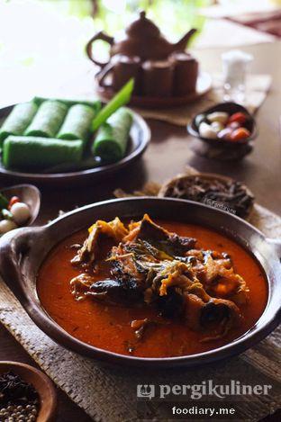 Foto 1 - Makanan di Talaga Sampireun oleh @foodiaryme | Khey & Farhan