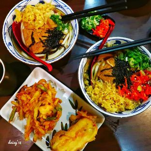 Foto - Makanan di Marugame Udon oleh deasy foodie