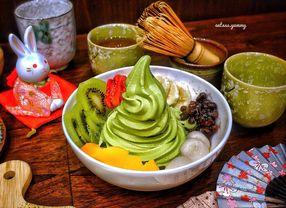 9 Es Krim Green Tea di Jakarta yang Paling Recommended