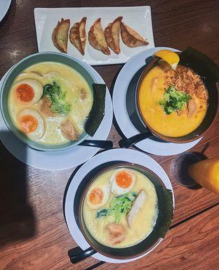 Foto 1 - Makanan di Ramen SeiRock-Ya oleh @qluvfood