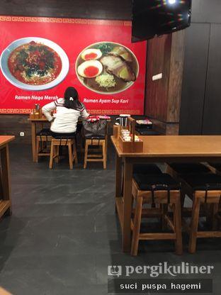Foto review Hakata Ikkousha oleh Suci Puspa Hagemi 8