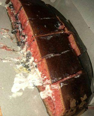 Foto 8 - Makanan(MARTABAK RED VELVET OREO CHEESE CREAM) di Martabak Bruno oleh GetUp TV