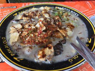 Foto - Makanan di Soto Roxy H. Darwasa oleh Christian | IG : @gila.kuliner13