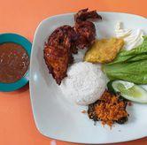 Foto Paket Nasi Ayam Bakar di Ayam Bakar Madiun