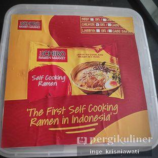 Foto 1 - Makanan di Universal Noodle Ichiro Ramen Market oleh Inge Inge