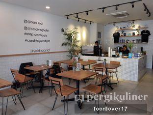 Foto 4 - Interior di Casa Kopi - Hotel Casa Living Senayan oleh Sillyoldbear.id