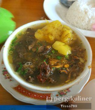 Foto 4 - Makanan di Soto Padang H. St. Mangkuto oleh Tissa Kemala