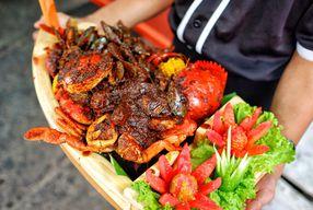 Foto Kepiting Situngku Raja