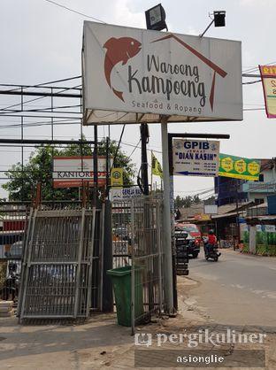 Foto 12 - Eksterior di Waroeng Kampoeng Seafood & Ropang oleh Asiong Lie @makanajadah