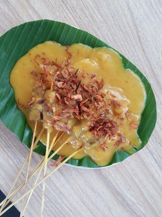 Foto Makanan di Sate Mak Syukur