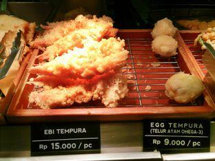 Foto 5 - Makanan di Marugame Udon oleh chiangvero
