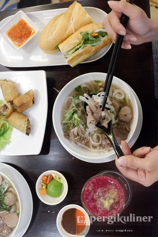 Foto 4 - Makanan di Saigon Delight oleh Oppa Kuliner (@oppakuliner)