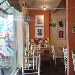 Foto 18 - Interior di Pop Art Cafe oleh Andin   @meandfood_