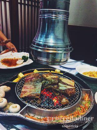 Foto 3 - Makanan(sut bul saeng galbi) di Baik Su Korean Restaurant oleh @supeririy