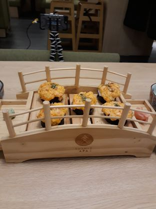 Foto review Sushi Apa oleh Makan2 TV Food & Travel 1