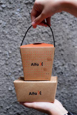 Foto review Alfa-x oleh @kenyangbegox (vionna) 2