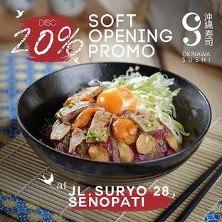 Foto 2 - Makanan di Okinawa Sushi oleh Seno Thea