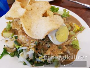 Foto 1 - Makanan di Gado - Gado Boplo oleh Ladyonaf @placetogoandeat