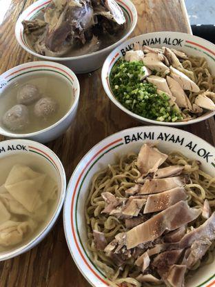 Foto 2 - Makanan di Bakmi Ayam Alok oleh @Perutmelars Andri