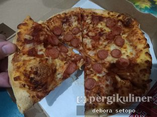 Foto review Domino's Pizza oleh Debora Setopo 3