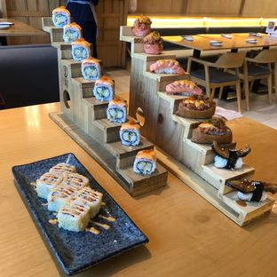 Foto review Sushi Hiro oleh Kezya Benita 1