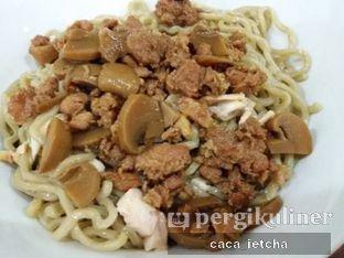 Foto 1 - Makanan(Bakmi ayam jamur) di Glaze Haka Restaurant oleh Marisa @marisa_stephanie