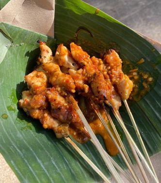 Foto Makanan di Sate Jando