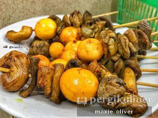 Foto 1 - Makanan(Aneka Sate) di Soto Madura Bpk H. Ngatidjo oleh Drummer Kuliner