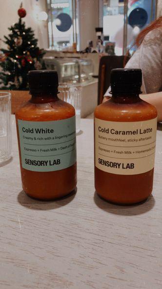 Foto Makanan di Sensory Lab