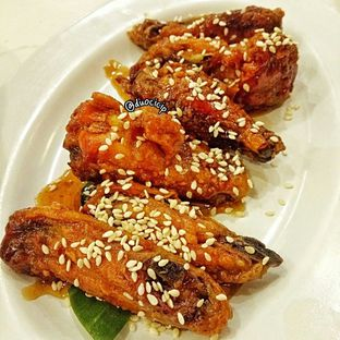 Foto 1 - Makanan(Ayam Saus Madu) di PappaJack Asian Cuisine oleh duocicip