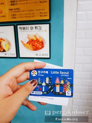 Foto 2 - Interior di Chingu Korean Fan Cafe oleh Fannie Huang||@fannie599