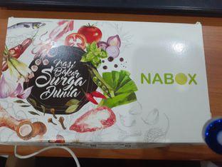 Foto review NABOX oleh Lisa Irianti 3