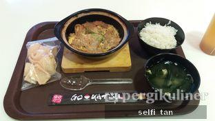 Foto review Go Katsu oleh Selfi Tan 1