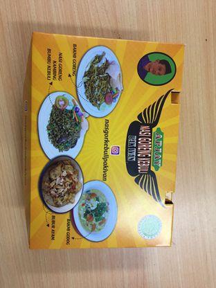 Foto 1 - Makanan di Nasi Goreng Kebuli Apjay Pak Ivan oleh Yohanacandra (@kulinerkapandiet)