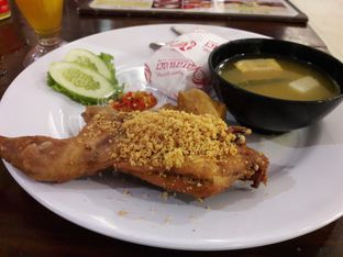 Foto 1 - Makanan di Ayam Goreng Karawaci oleh Michael Wenadi