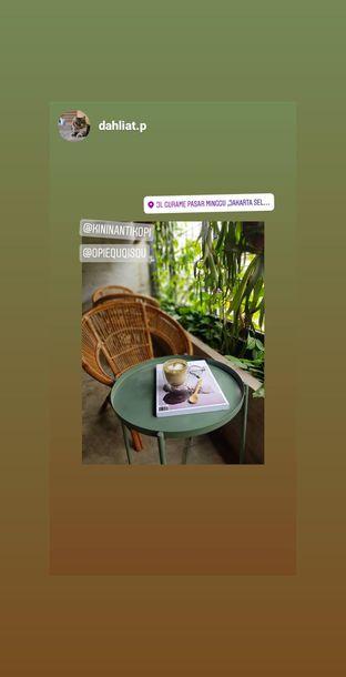 Foto review Kini & Nanti Kopi oleh Opie Quqisqu 7