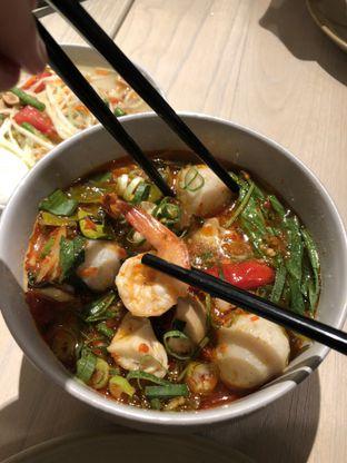 Foto 5 - Makanan(Tom yam noodle soup) di Khao Khao oleh Patricia.sari