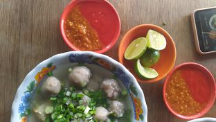 Foto review Bakso Jalil oleh kuliner surabaya 1